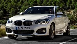 2015 BMW 1-Series 9