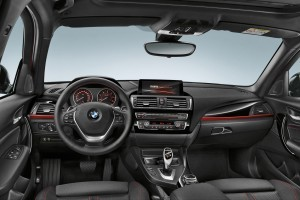 2015 BMW 1 Series Interior 10