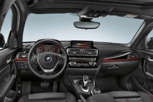 2015 BMW 1 Series Interior 10