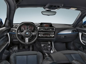 2015 BMW 1 Series Interior 2