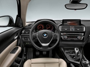 2015 BMW 1 Series Interior 7