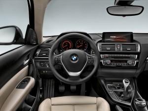 2015 BMW 1 Series Interior 7