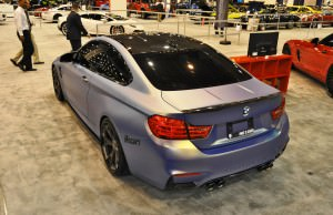 2015 BMW M4 by IKON Wraps 1