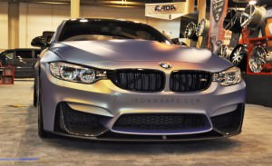2015 BMW M4 by IKON Wraps 10