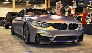 2015 BMW M4 by IKON Wraps 12