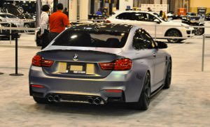 2015 BMW M4 by IKON Wraps 18