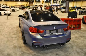2015 BMW M4 by IKON Wraps 2