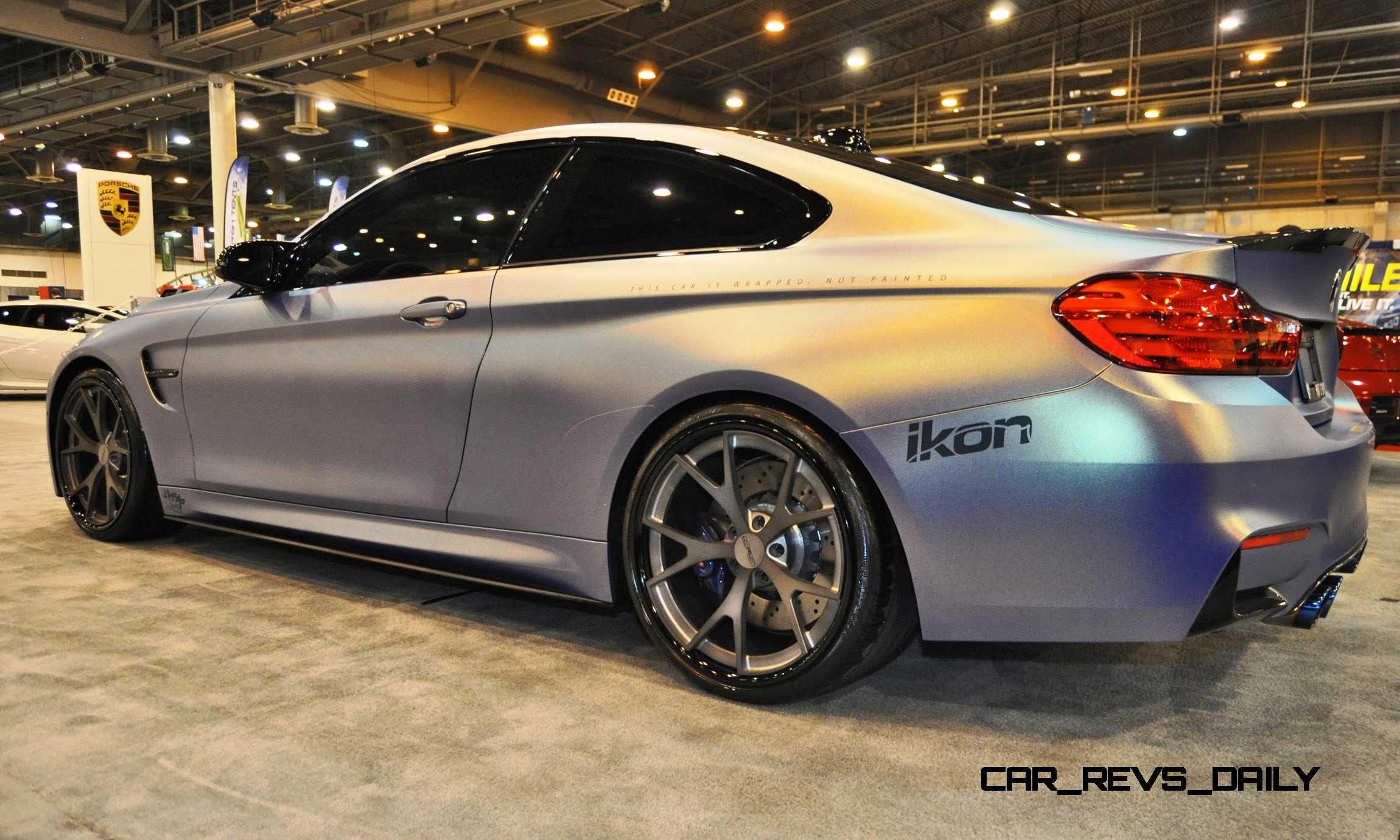2015 Dodge Ram Paint Colors >> 2015 BMW M4 by IKON Wraps
