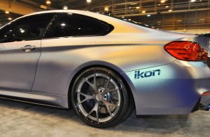 2015 BMW M4 by IKON Wraps 6