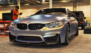 2015 BMW M4 by IKON Wraps 7