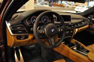 2015 BMW X6 xDrive50i 11