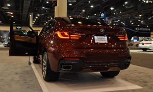 2015 BMW X6 xDrive50i 14