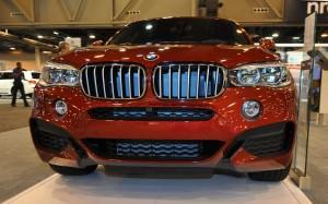 2015 BMW X6 xDrive50i 2