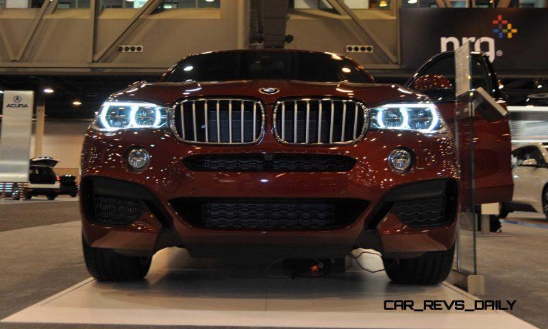 2015 BMW X6 xDrive50i 25