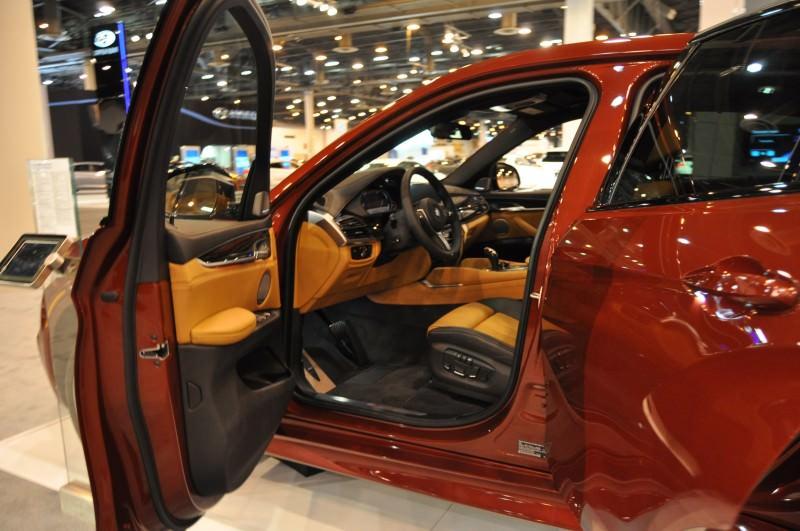 2015 BMW X6 xDrive50i 9