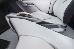 2015 Chevrolet Bolt EV Interior- Bolt EV Connect