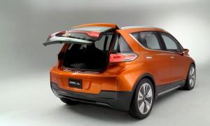 2015 Chevrolet BOLT EV Concept 9