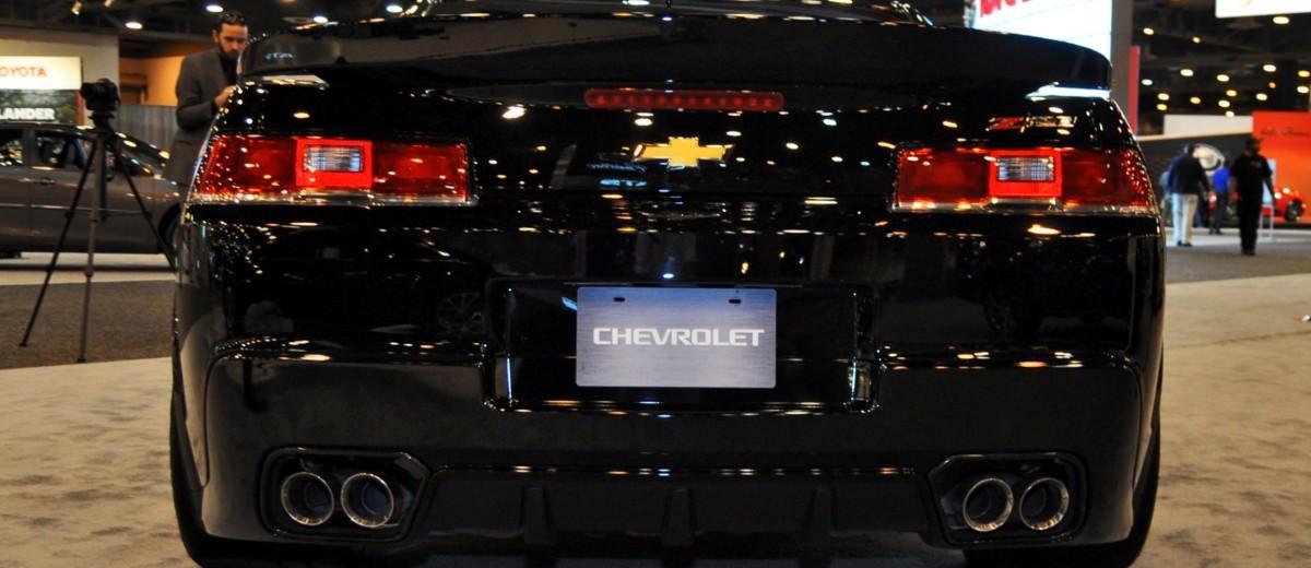 2015 Chevrolet Camaro Z28 Black Pack 1