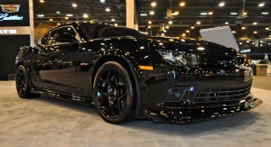 2015 Chevrolet Camaro Z28 Black Pack 13