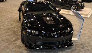 2015 Chevrolet Camaro Z28 Black Pack 22