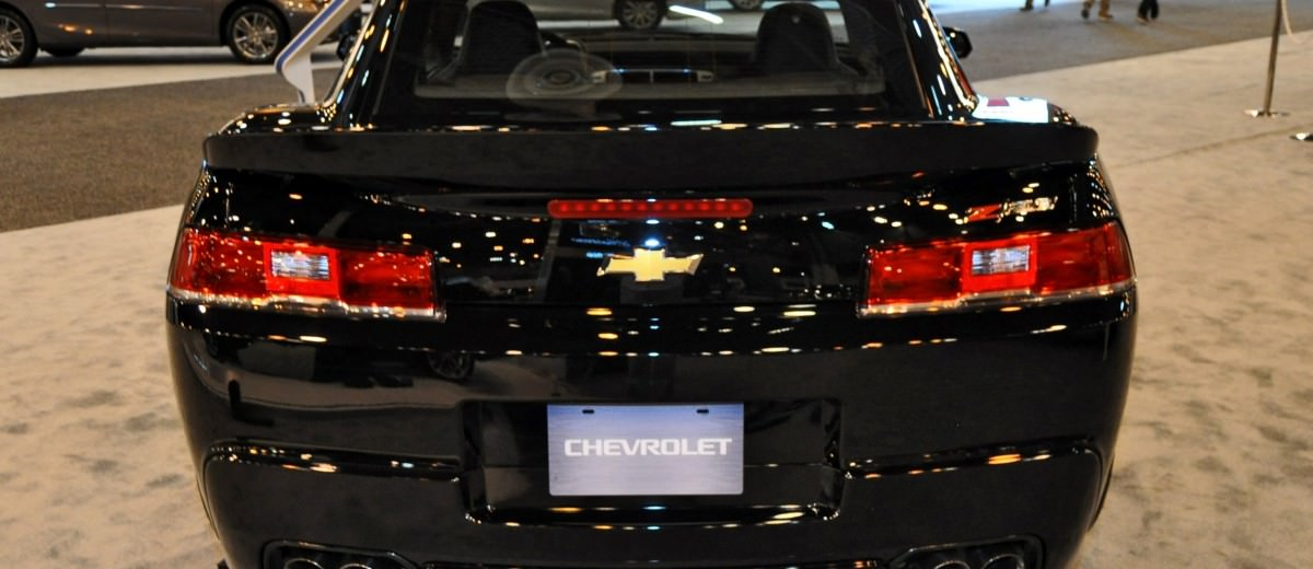 2015 Chevrolet Camaro Z28 Black Pack 31