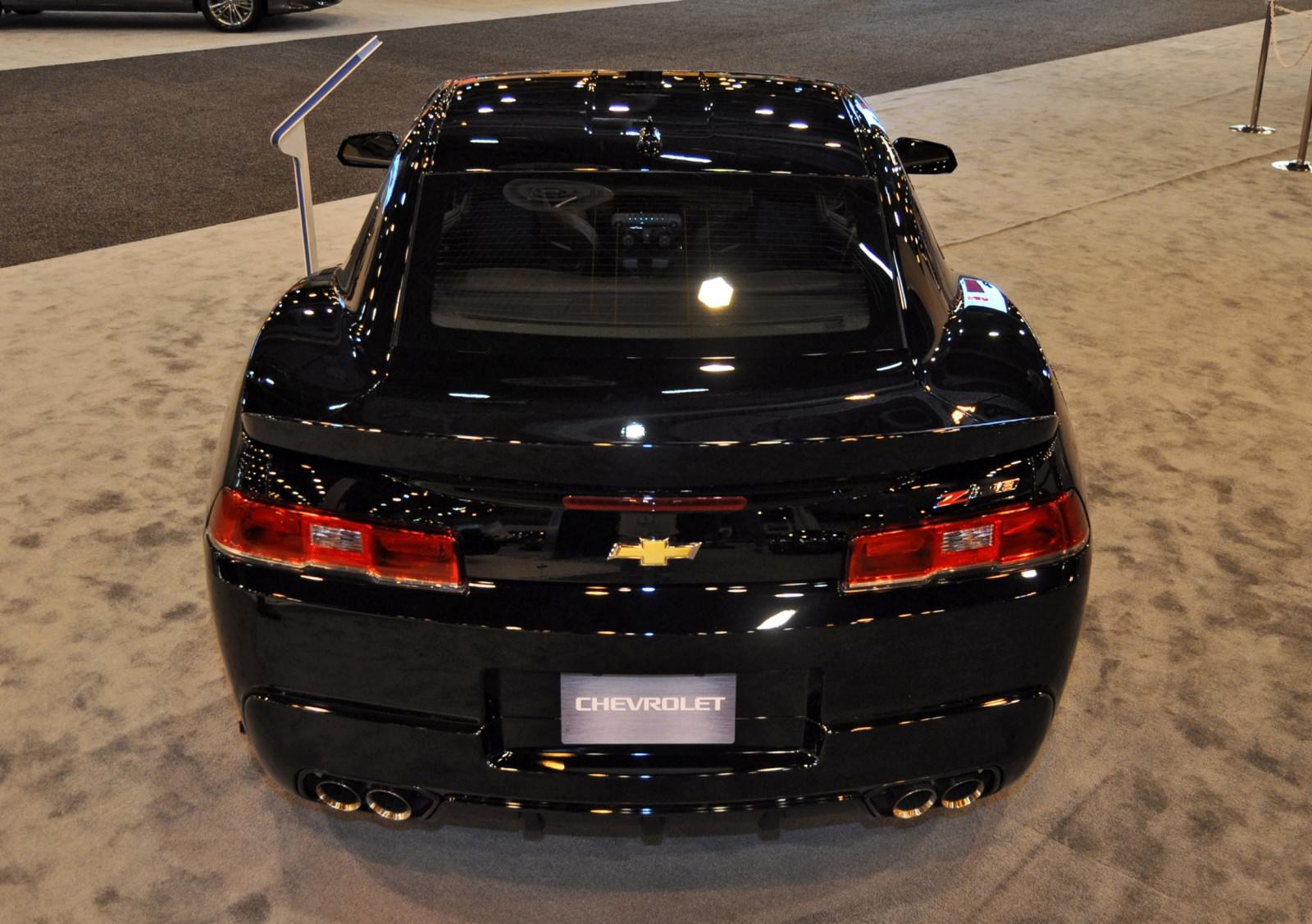 2015 chevrolet camaro z 28 black pack. Black Bedroom Furniture Sets. Home Design Ideas