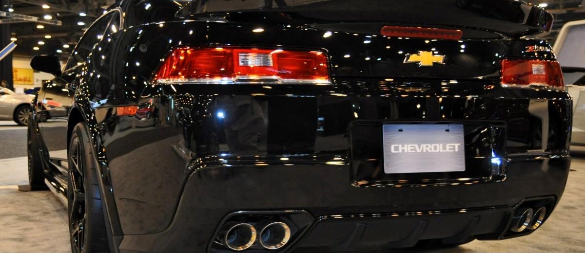 2015 Chevrolet Camaro Z28 Black Pack 4