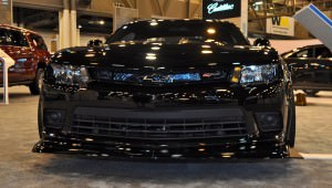 2015 Chevrolet Camaro Z28 Black Pack 7