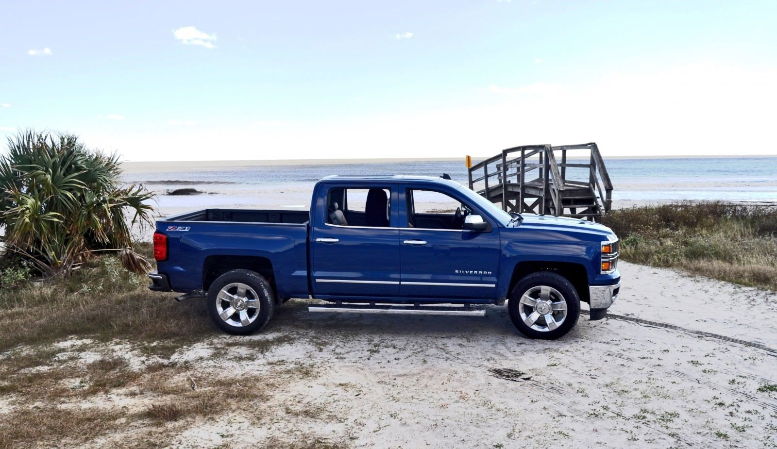2015 Chevrolet Silverado 1500 Z71 7 » Car-Revs-Daily.com
