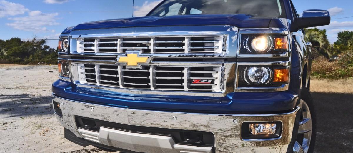 2015 Chevrolet Silverado 1500 Z71 16