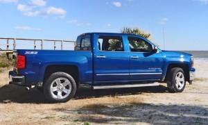 2015 Chevrolet Silverado 1500 Z71 17