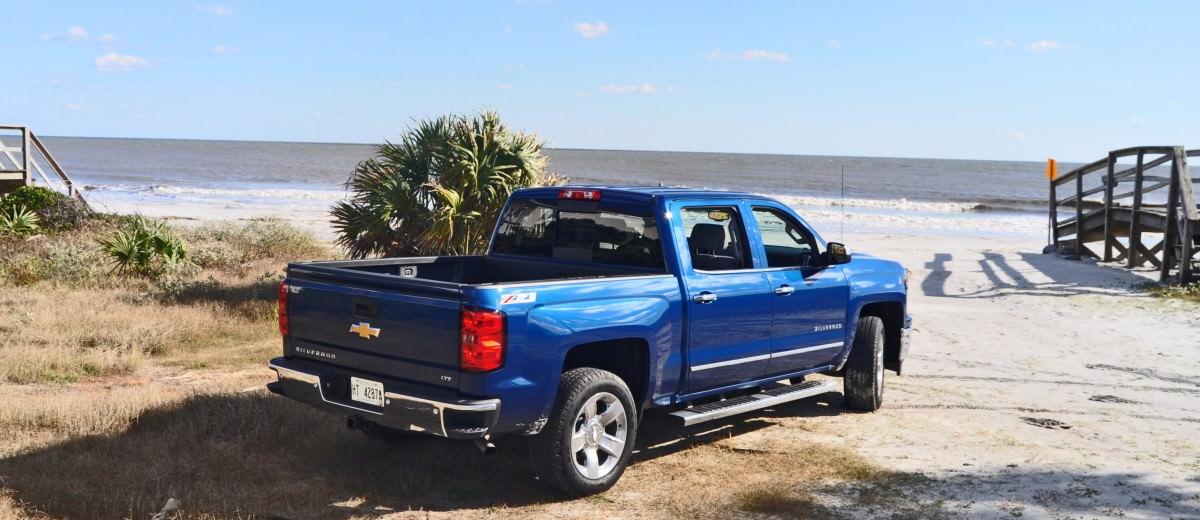 2015 Chevrolet Silverado 1500 Z71 18