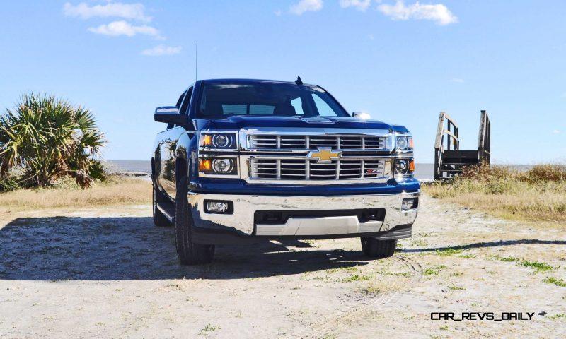 2015 Chevrolet Silverado 1500 Z71 2