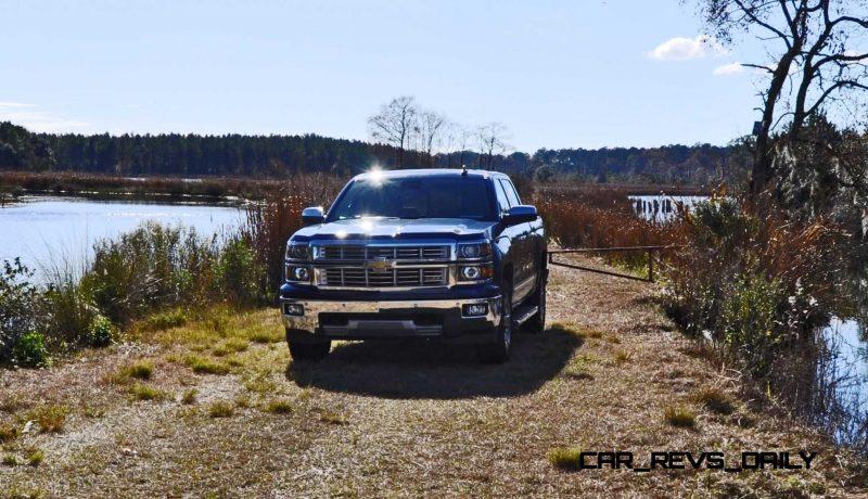 2015 Chevrolet Silverado 1500 Z71 40