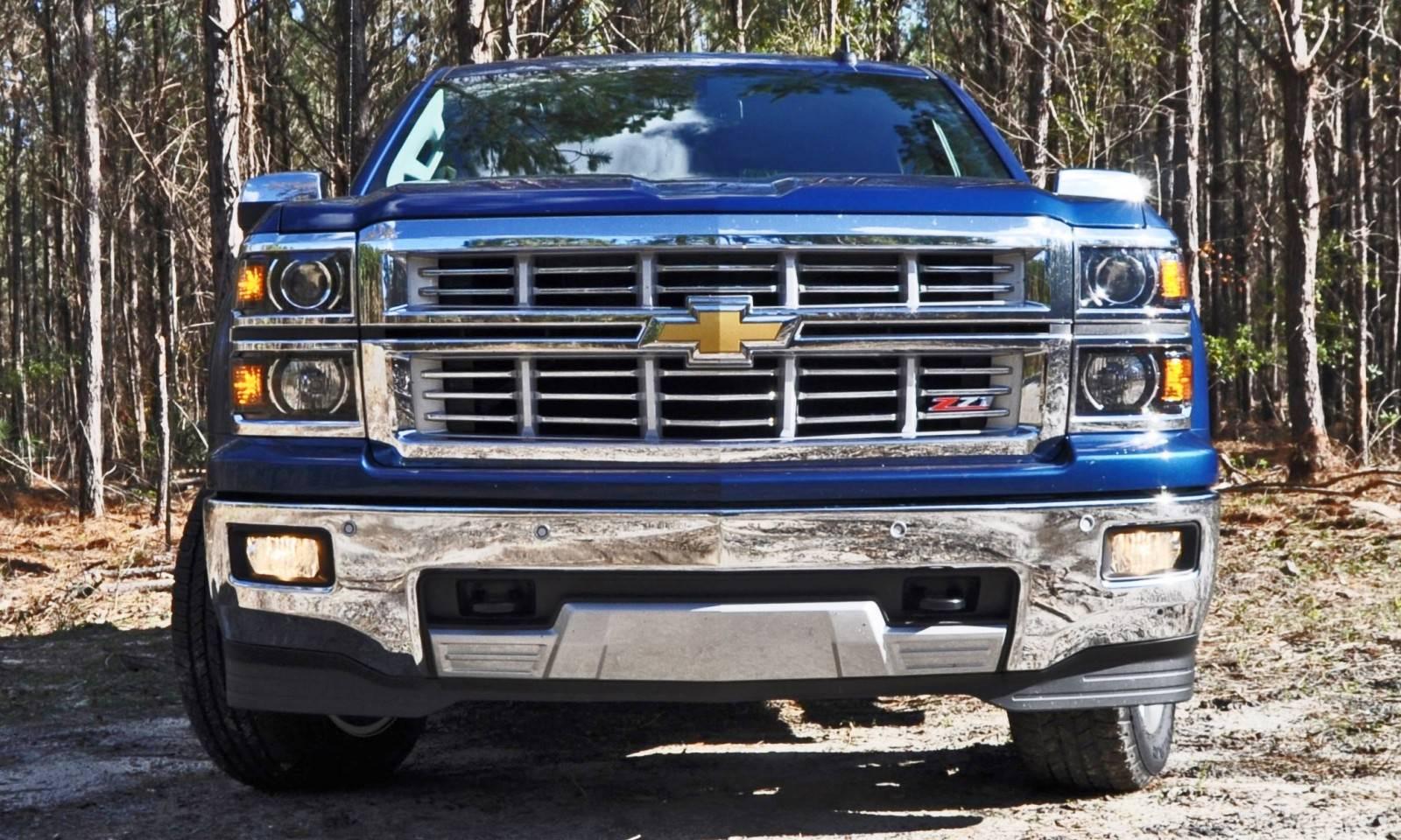 2015 Chevrolet Silverado 1500 Z71 Review