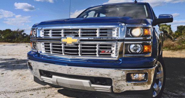2015 Chevrolet Silverado 1500 Z71