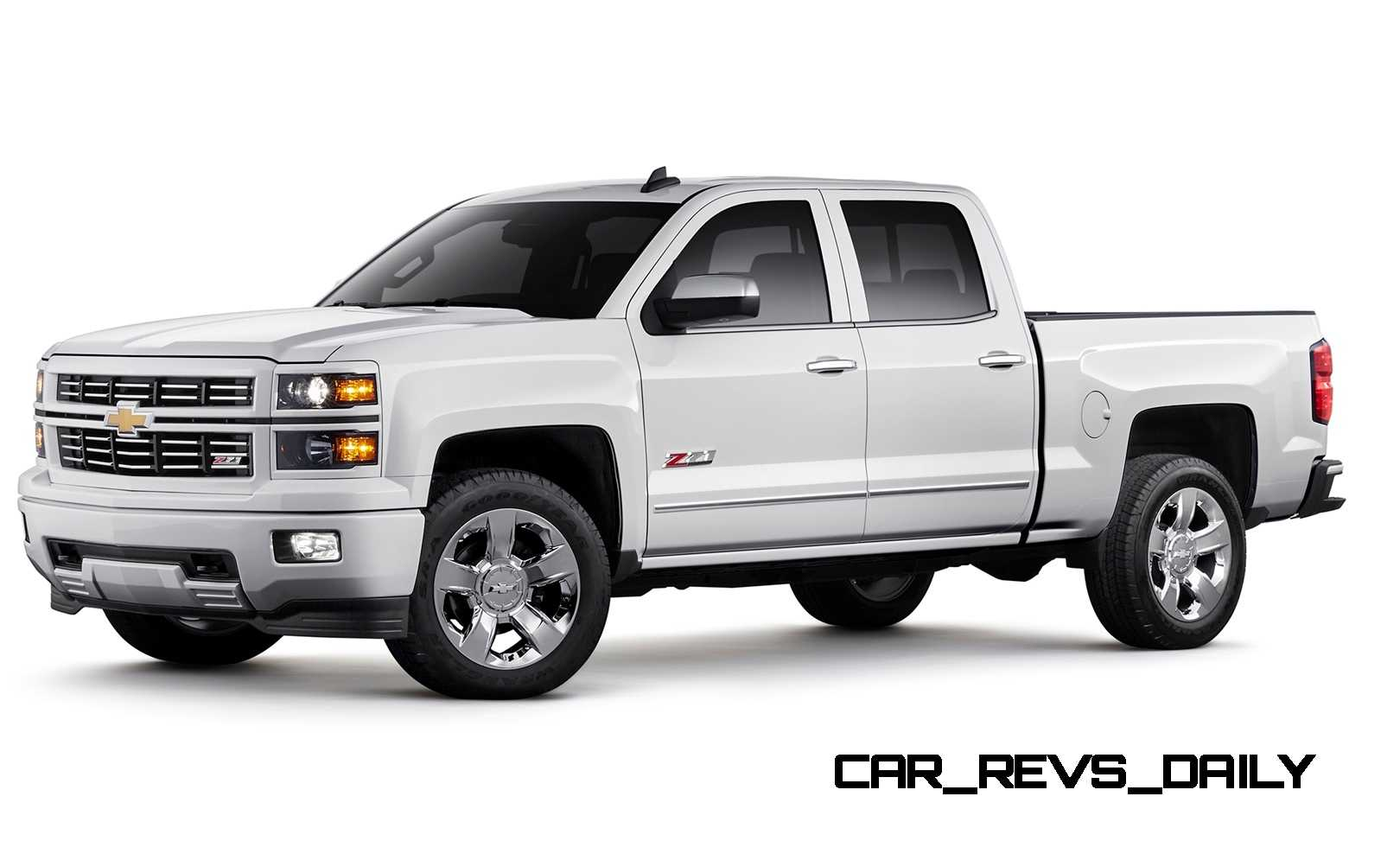 Chevy Silverado Rally Edition >> 2015 Chevrolet Silverado Rally Sport and Custom Sport