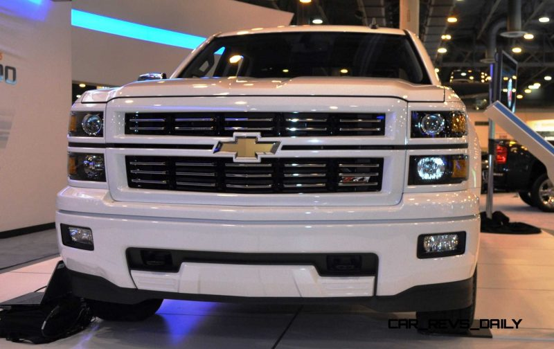 2015 Chevrolet Silverado Rally Sport and Custom Sport 6