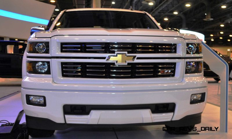 2015 Chevrolet Silverado Rally Sport and Custom Sport 7