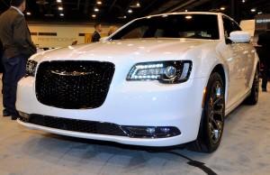 2015 Chrysler 300S 5