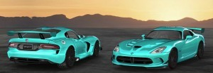 2015 Dodge Viper COLORS 123
