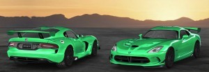 2015 Dodge Viper COLORS 124