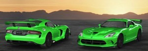 2015 Dodge Viper COLORS 125