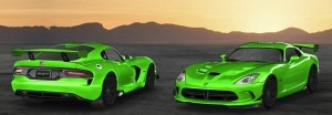 2015 Dodge Viper COLORS 126