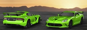 2015 Dodge Viper COLORS 127