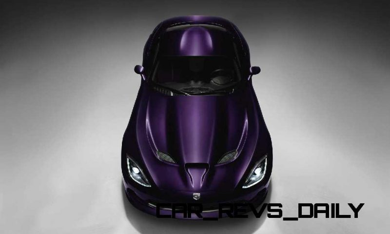 2015 Dodge Viper COLORS 141