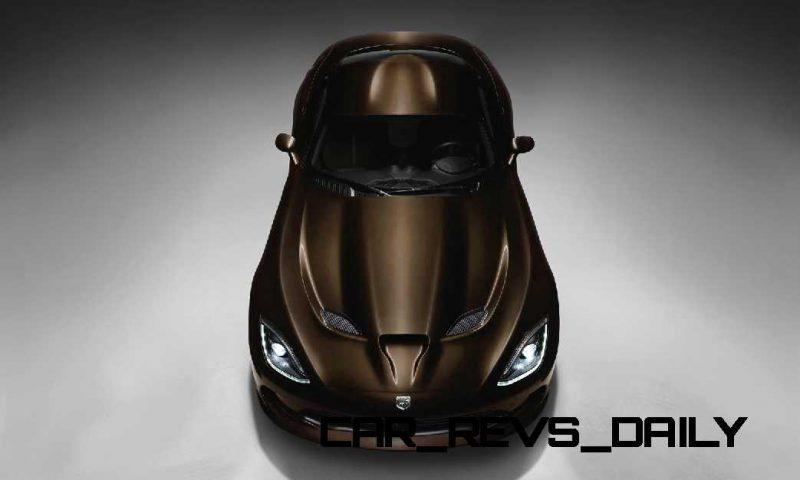 2015 Dodge Viper COLORS 145