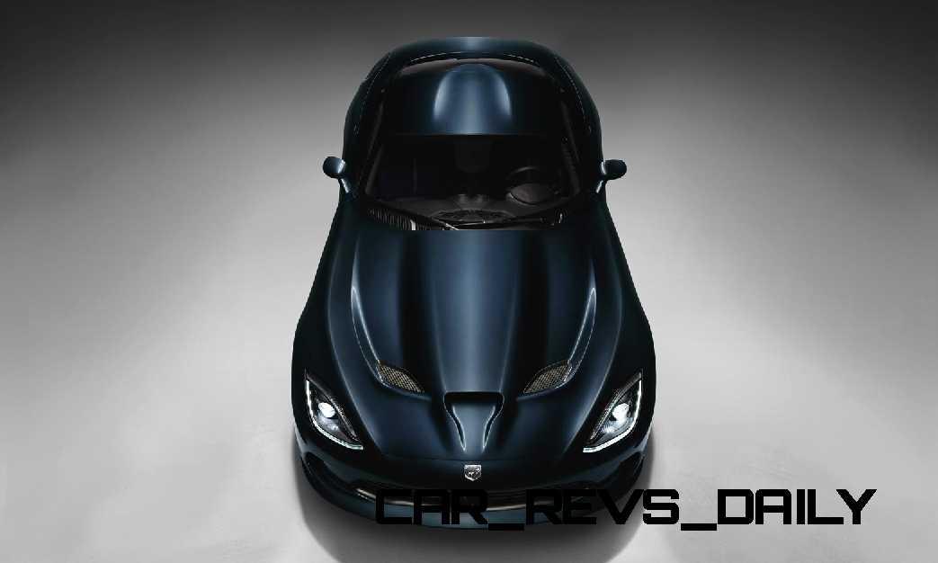 2015 Dodge Viper COLORS 150