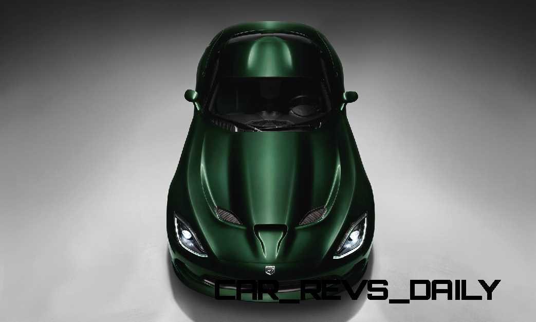 2015 Dodge Viper COLORS 151