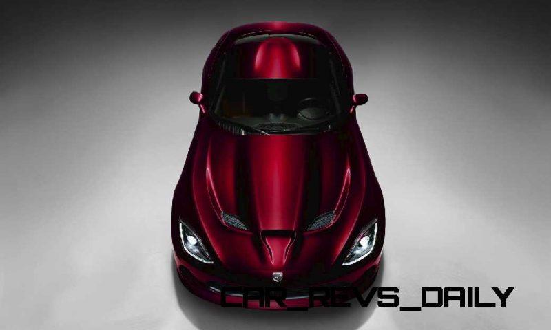 2015 Dodge Viper COLORS 153